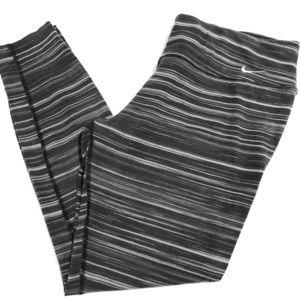 Nike Dri-Fit Cotton Stripe Leggings